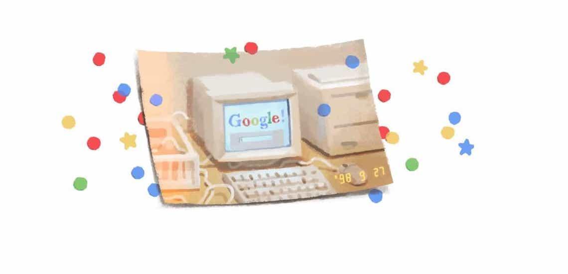 Google completa 21 anos