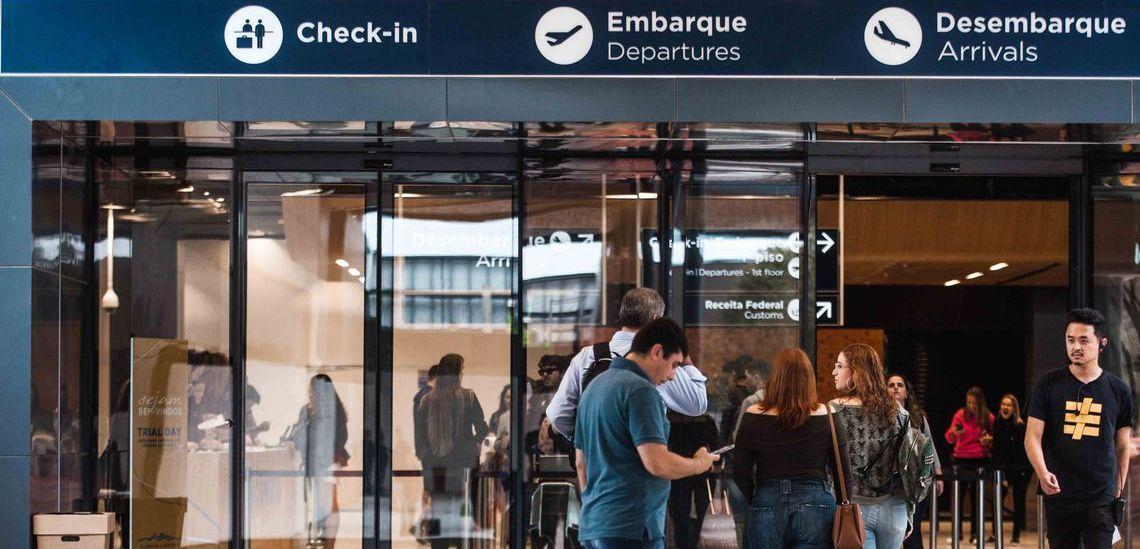 Novo aeroporto de Florianópolis receberá o dobro de passageiros
