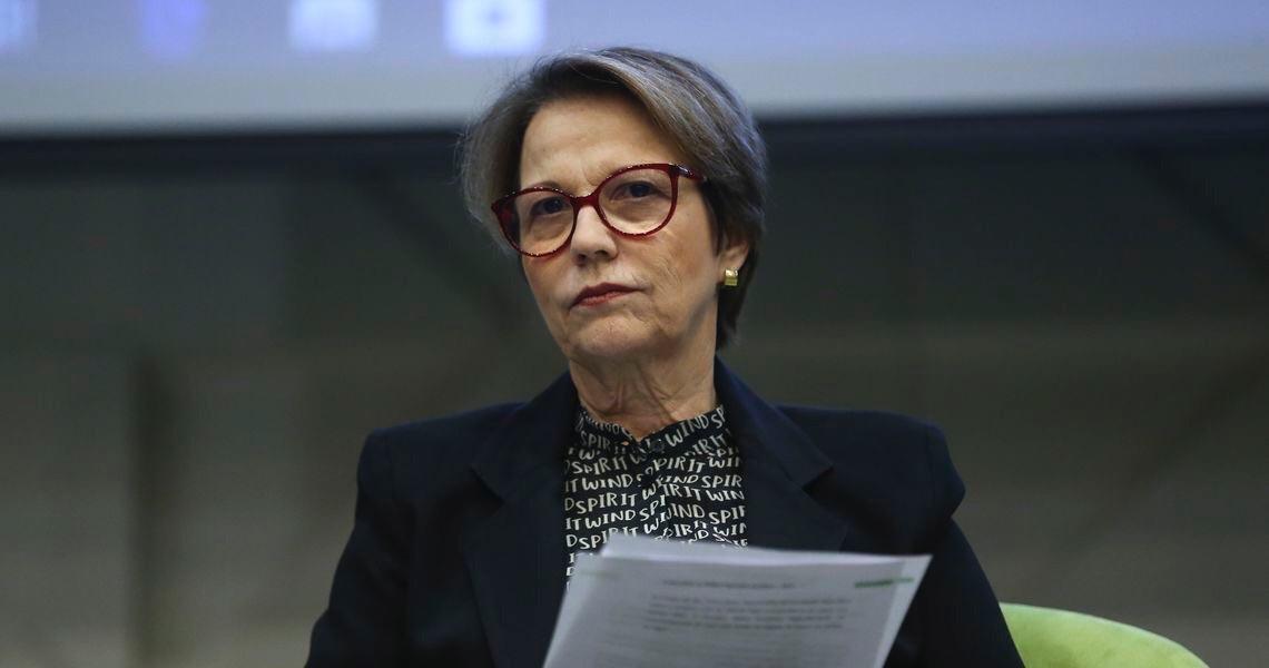 Agronegócio brasileiro é o mais sustentável do mundo, diz ministra Tereza Cristina