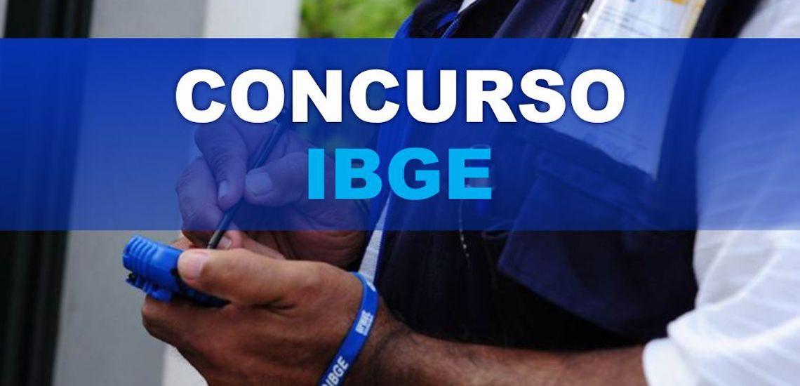 Concurso IBGE (Temporários): 2.658 vagas para o nível médio