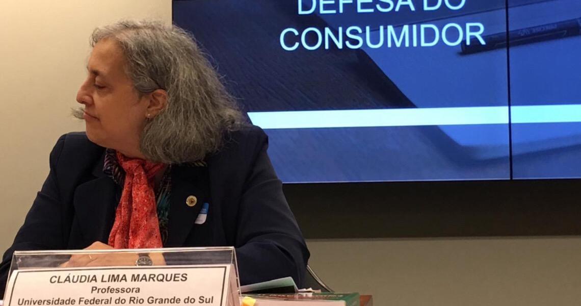 Professora apresenta, na Câmara Federal, cenário drástico dos superendividados no Brasil