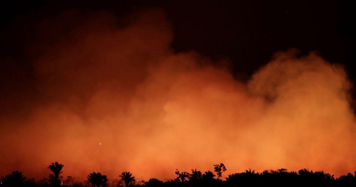 Incêndios na Amazônia afetam crianças e custam R$ 1,5 milhão ao SUS