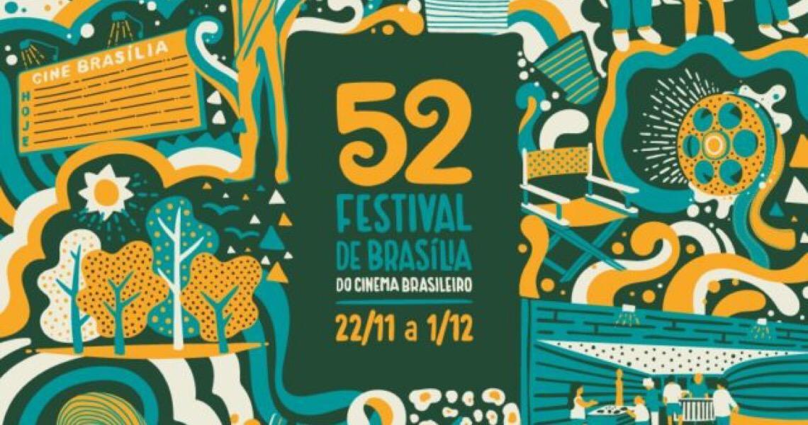 Festival de Cinema de Brasília ganha identidade visual