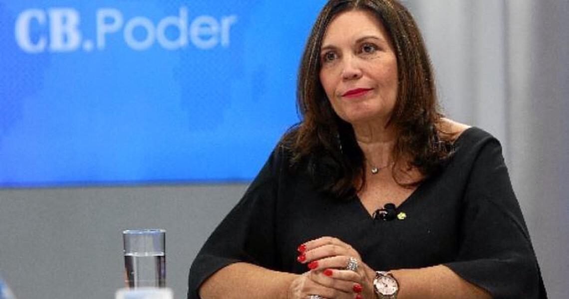 ContextoExato - Deputada Bia Kicis crítica o Judiciário, sobretudo ...