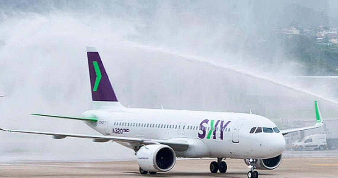 Companhias aéreas de baixo custo começam a operar voos internacionais no Brasil