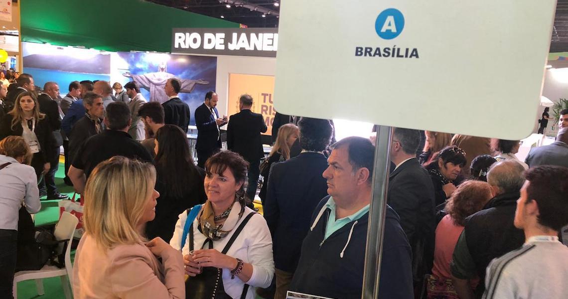 Brasília participa de feira de Turismo em Buenos Aires
