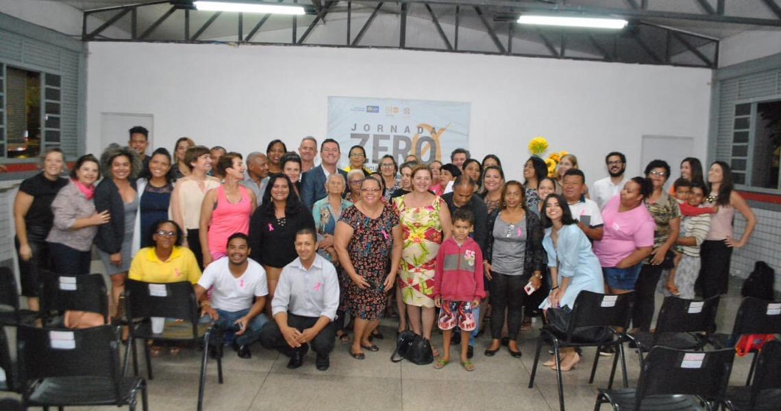 Programa que combate violência contra mulheres e meninas no Distrito Federal é lançado no Paranoá