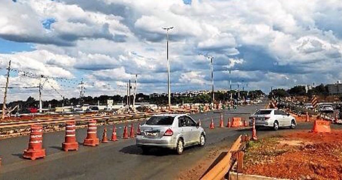 Ponte do Bragueto é interditada até dezembro.  Conheça alternativas