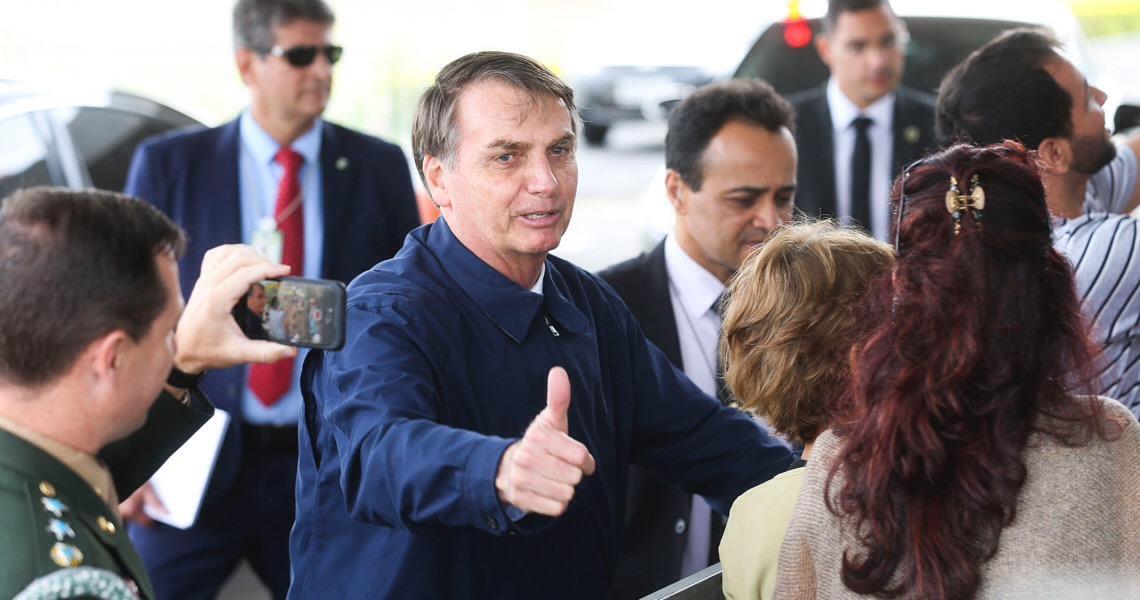 A justa causa de Jair Bolsonaro
