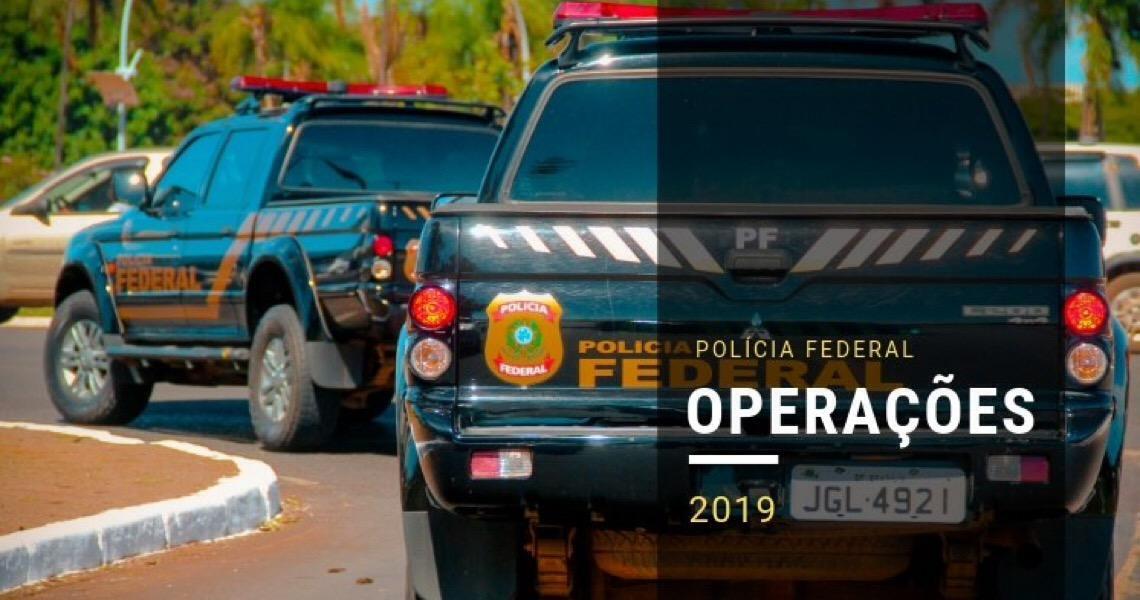Polícia Federal desarticula organização criminosa dedicada à prática de crimes contra os Correios