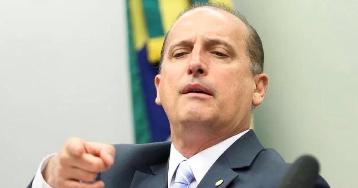 Onyx Lorenzoni: 'No futuro, a OCDE é que fará questão que o Brasil entre na organização'