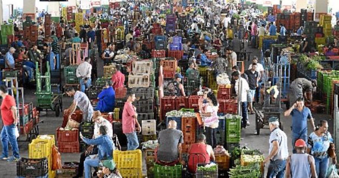 Instabilidade no tempo eleva preço de hortifrútis no Distrito Federal