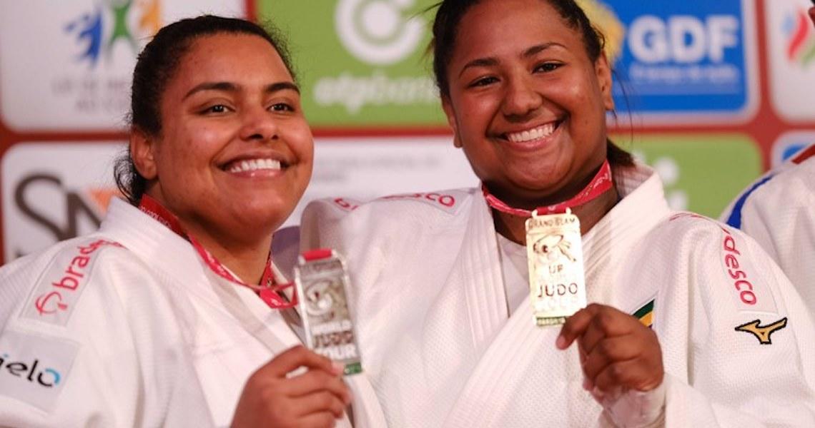 Grand Slam de Judô: todos os 17 medalhistas brasileiros recebem a Bolsa Atleta