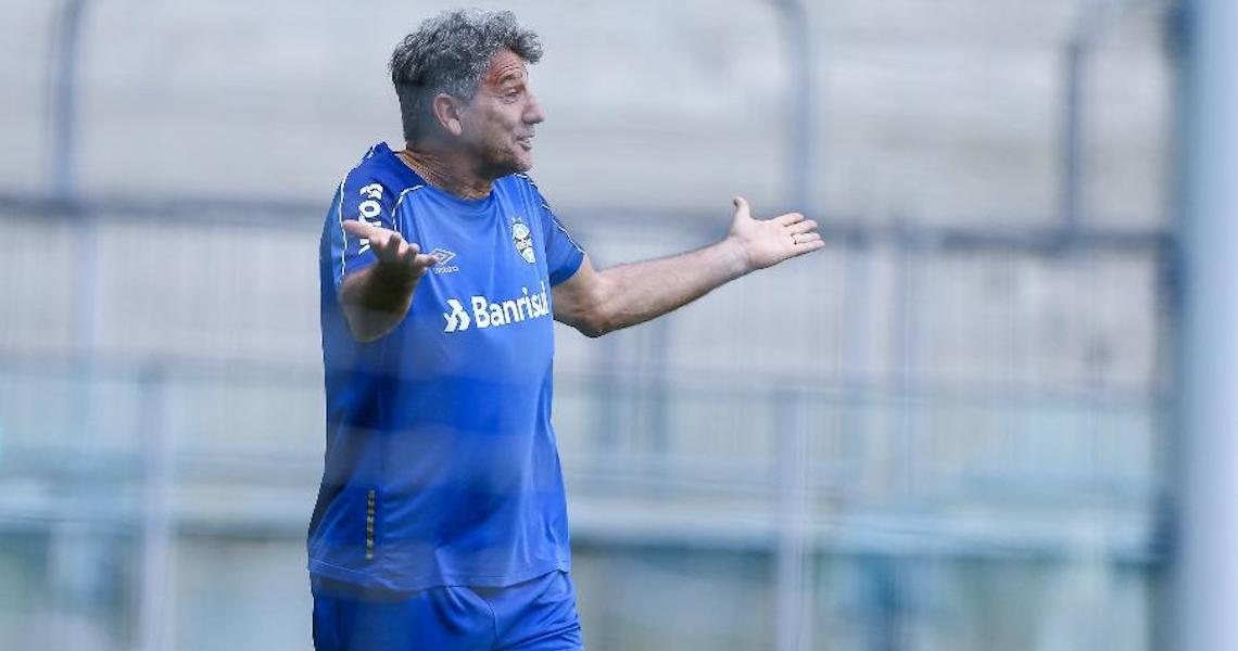 Grêmio é único da Série A com mesmo técnico em três temporadas; Fla teve 7