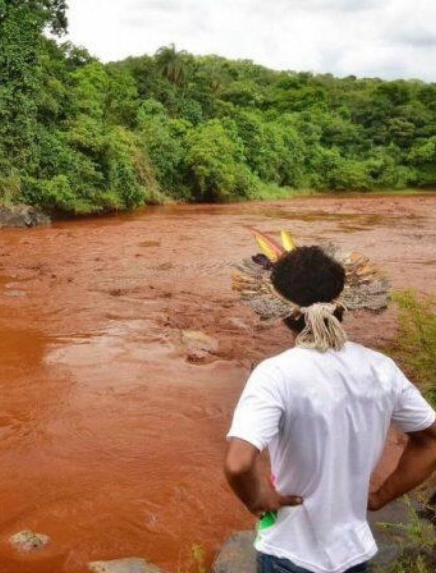 Índios afetados por lama da Vale elegerão entidade para assessorá-los