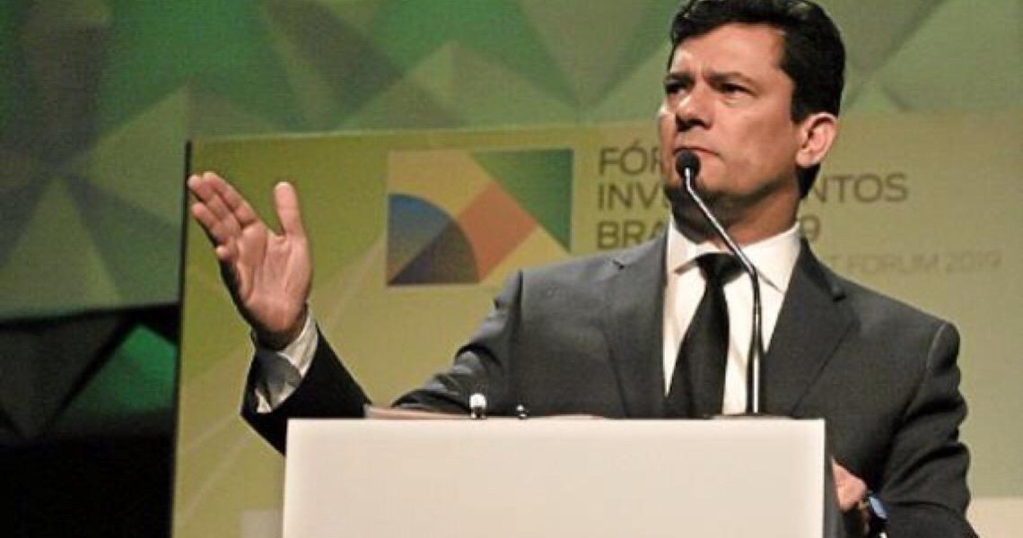 Impunidade no Brasil ainda é problema, diz Sérgio Moro
