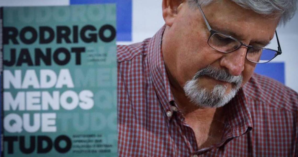 Rodrigo Janot e Mara Alcamim: heróis da resistência na República candanga