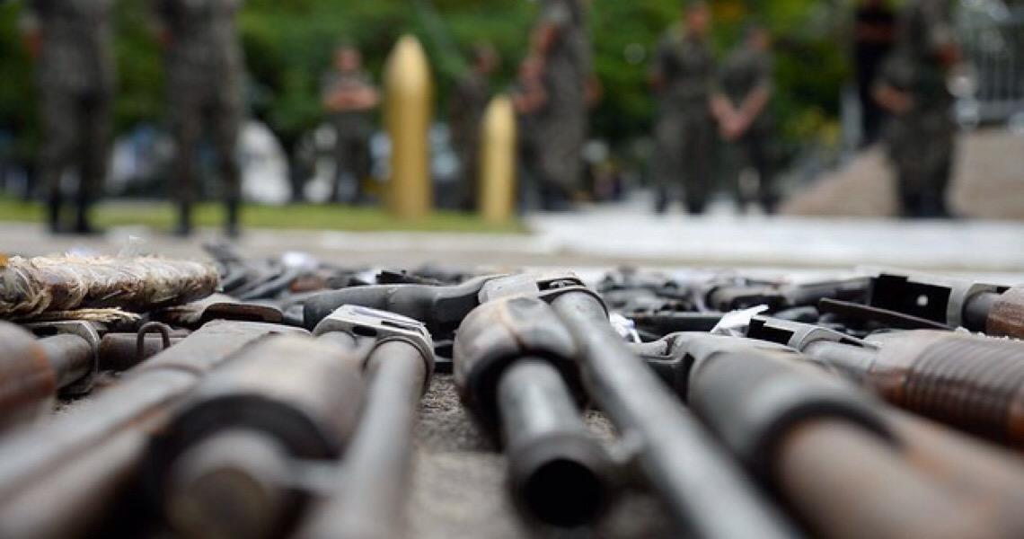 Estatuto do desarmamento contém multiplicação da violência, diz sociólogo