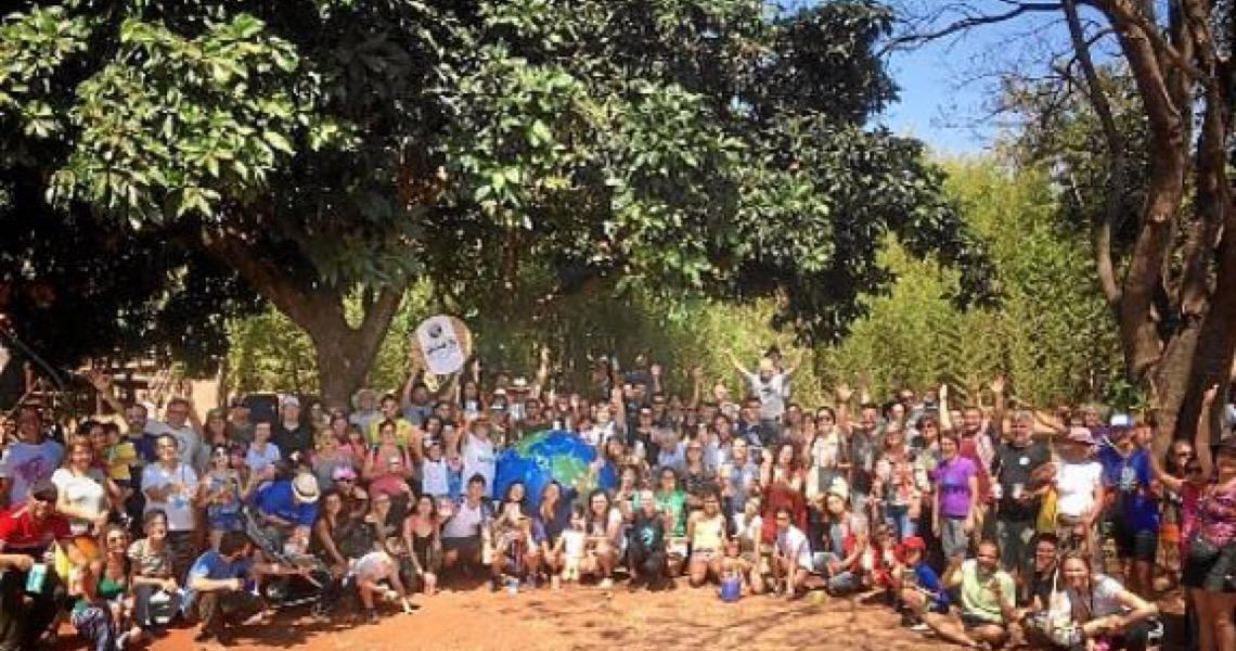 Verde que te quero verde. Grupo de voluntários quer plantar um milhão de árvores em 8 de dezembro