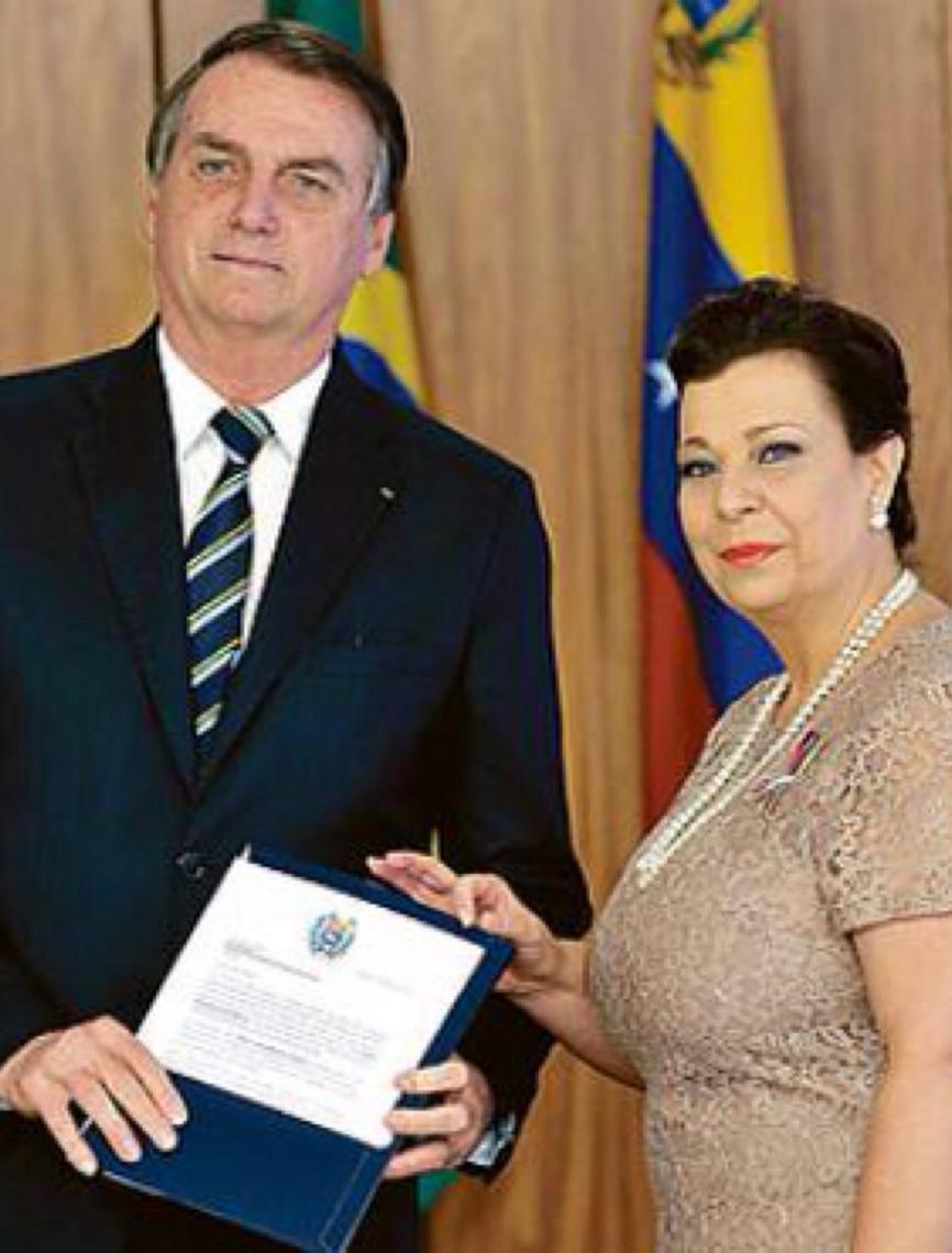 Maria Teresa Belandria: A reconstrução da Venezuela vai demandar US$ 1 trilhão