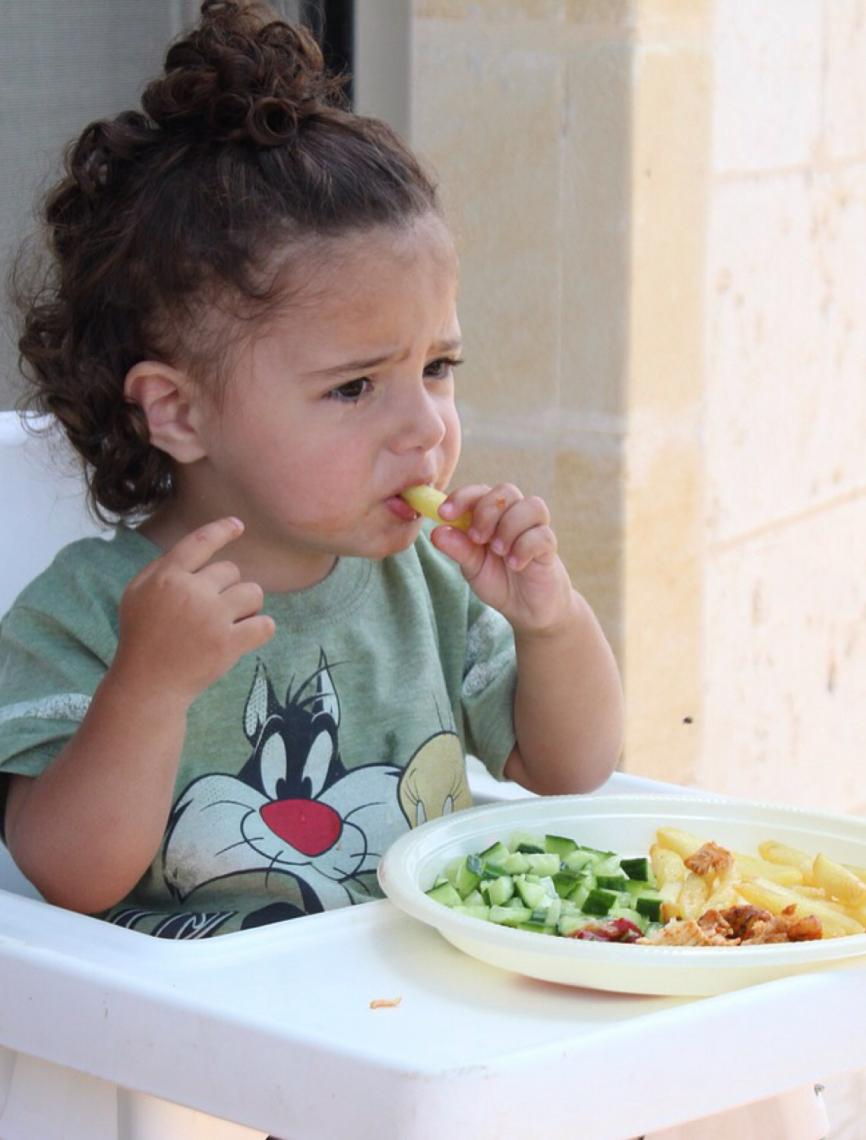 Má alimentação prejudica uma em cada três crianças no mundo