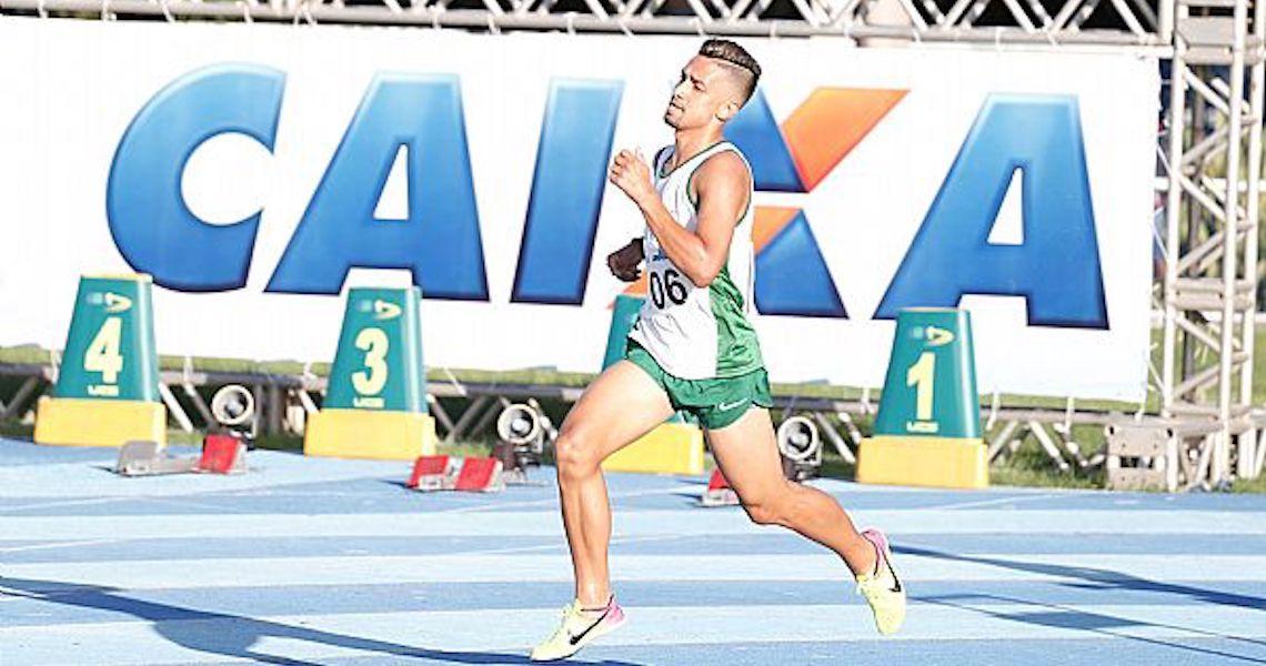 Brasileiro Caixa Sub-18 reúne 755 atletas em Porto Alegre