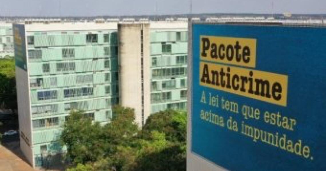 Governo pede ao TCU que libere campanha do pacote anticrime de Sérgio Moro