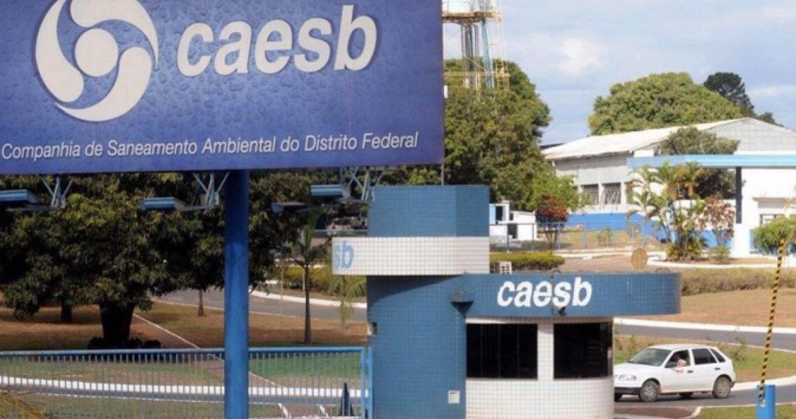 Caesb divulga plano de restrição de água em regiões do Distrito Federal. Confira o plano válido