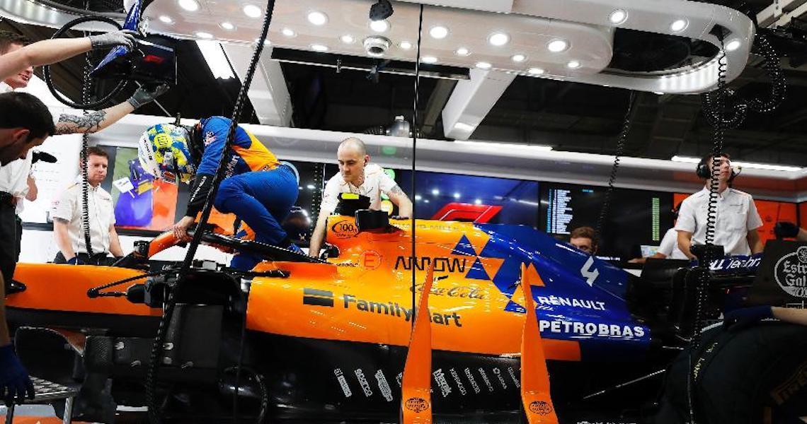 Petrobras desenvolveu combustível especial para F1 que nunca será usado