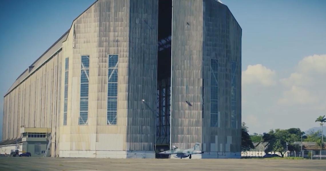 FAB inaugura primeira torre de controle remota da América Latina