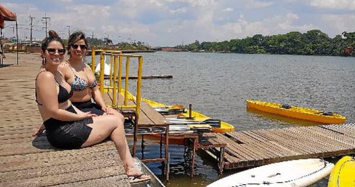 Calor, baixa umidade e tempo abafado. Brasília à espera da chuva