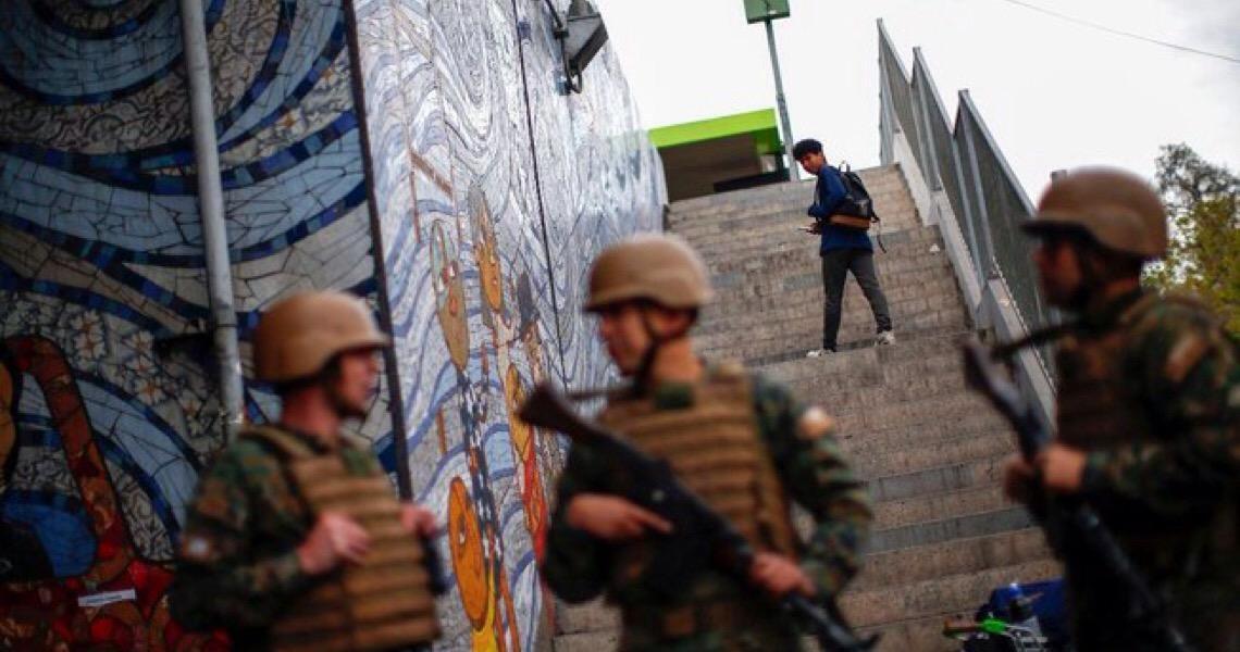 Por protestos violentos, turistas podem renegociar viagem ao Chile; saiba como