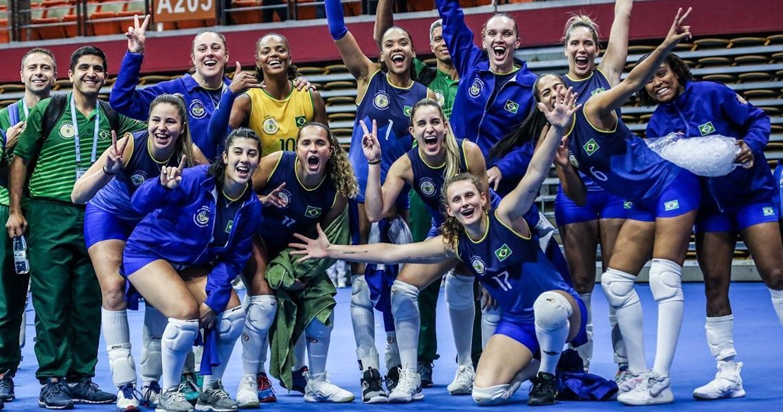 Das 42 medalhas do Brasil nos Jogos Militares, 35 têm digital do Bolsa Atleta