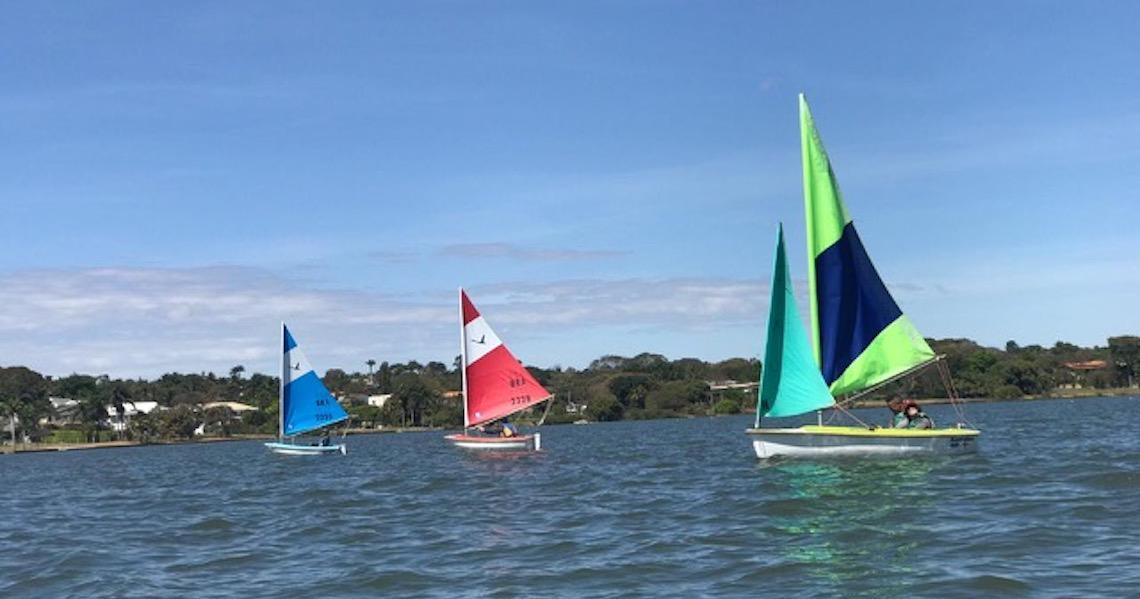 Lago Paranoá recebe Campeonato do Distrito Federal da Vela Adaptada neste sábado (26/10)