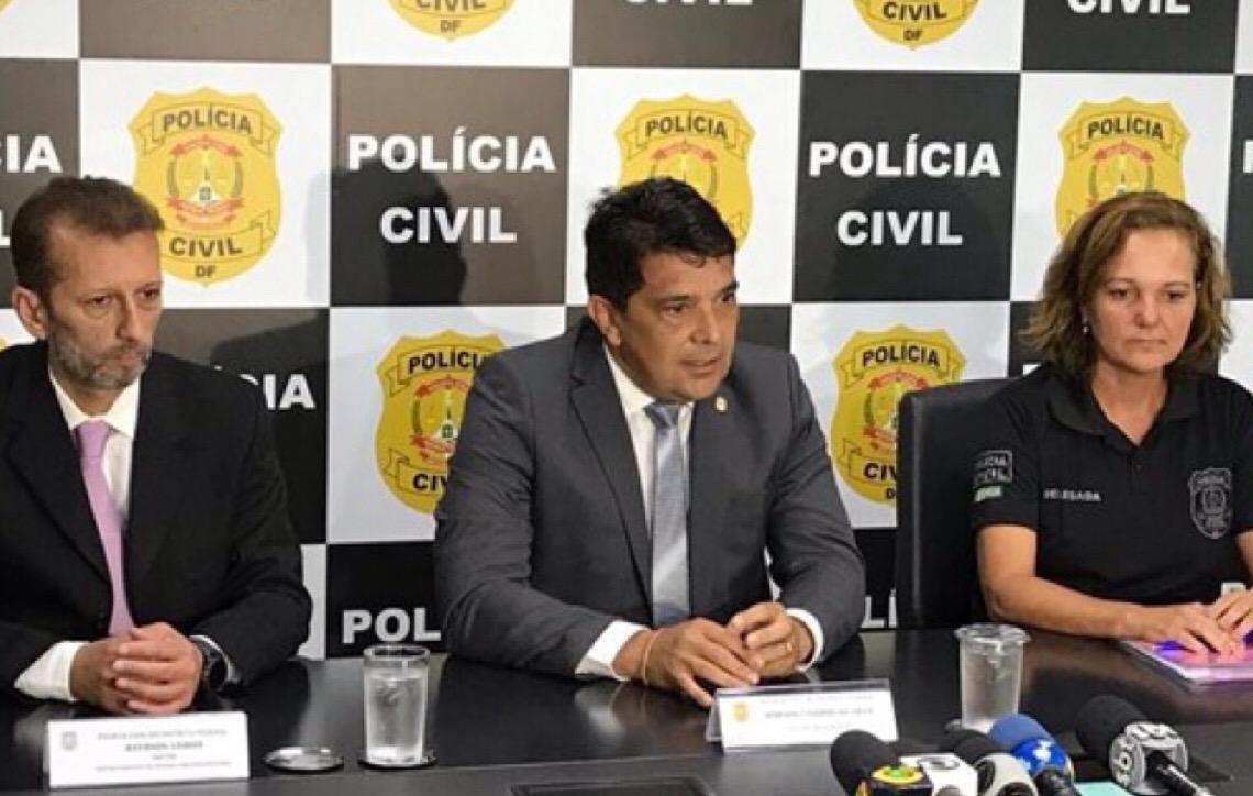 Polícia Civil do DF prende vizinho suspeito de matar Noélia