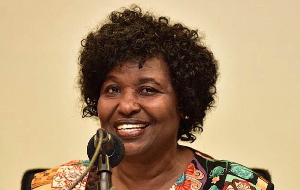 'Eu sou evangélica e a Bíblia fala de gênero', diz Benedita da Silva