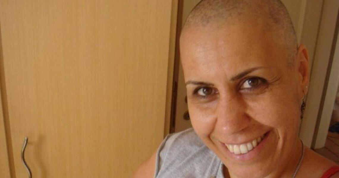 Ela tem câncer de mama há 12 anos: