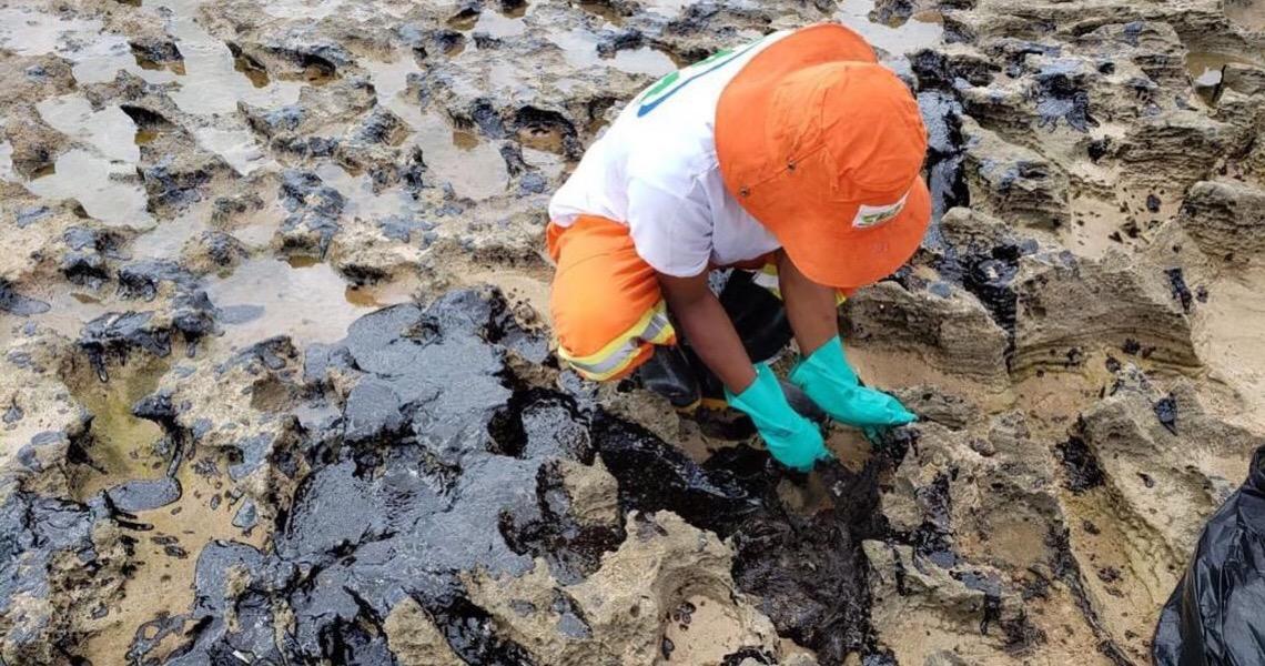 Governo brasileiro pede esclarecimentos a 11 países sobre origem do óleo