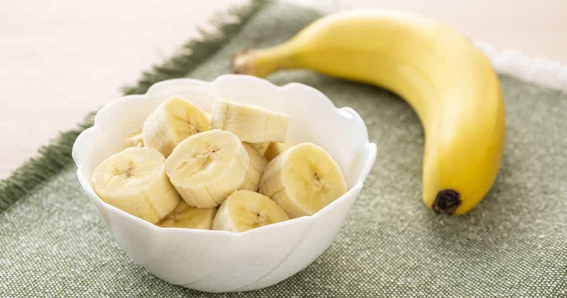 Cinco razões para comer uma banana antes de ir dormir
