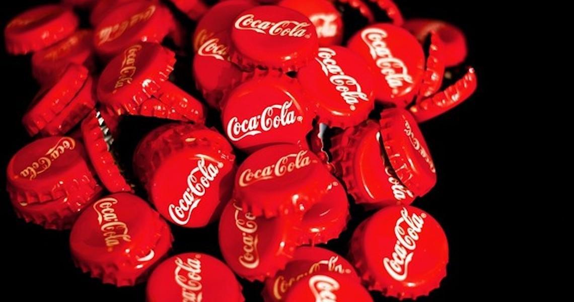 Juventus fecha contrato de patrocínio com Coca-Cola
