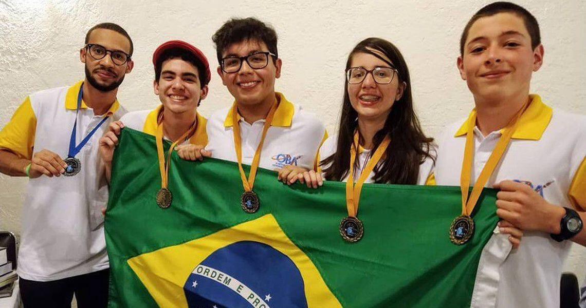 Brasil conquista no México, primeiro lugar em olimpíada de astronomia