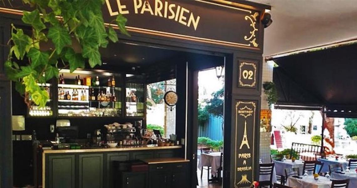 Happy hour estendido no Le Parisien