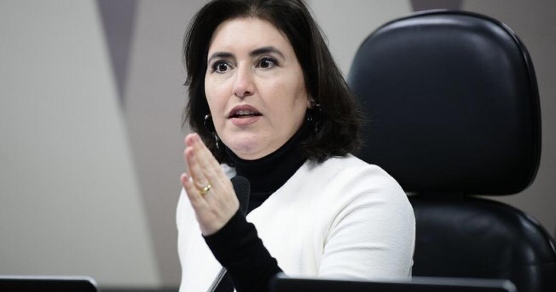 Simone Tebet levará prisão em segunda instância para CCJ do Senado