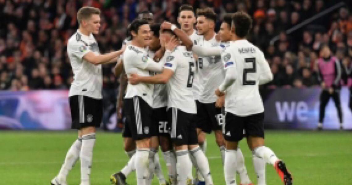 Seleção alemã de futebol não vai mais jogar em países que discriminam mulheres