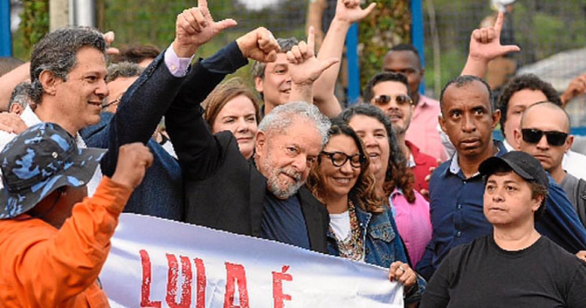 Embora tenha sido solto, ex-presidente Lula não foi inocentado no caso do tríplex