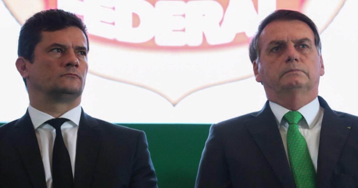 'Nunca desistiremos', diz Sérgio Moro