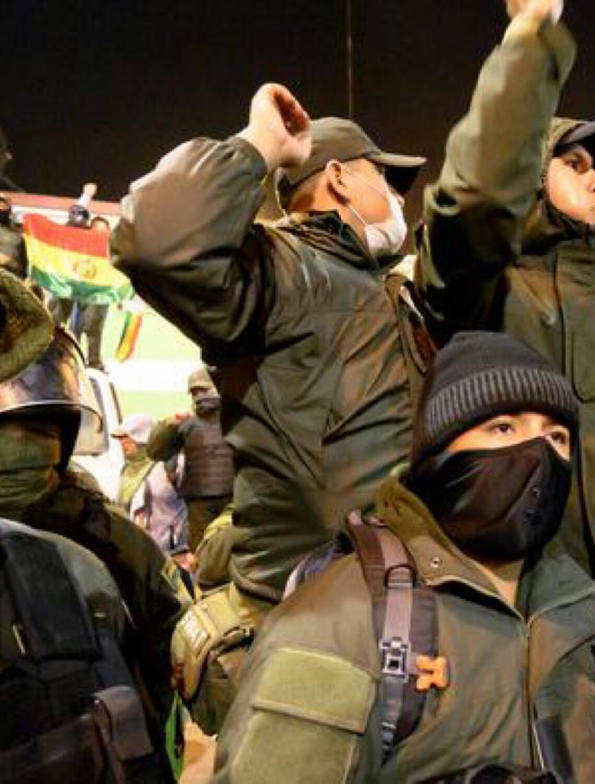 Presidente Evo Morales denuncia golpe de Estado na Bolívia