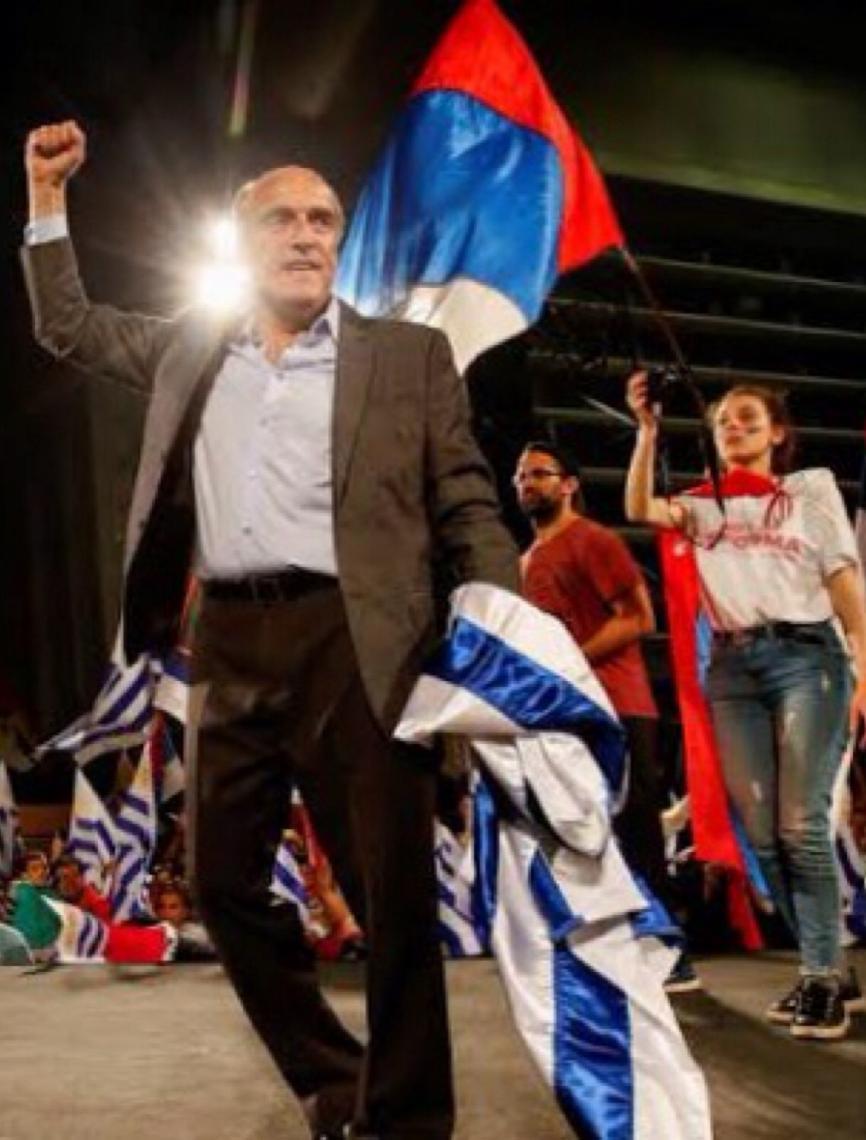 Derrotados se unem contra sequência da esquerda no Uruguai; conheça candidatos