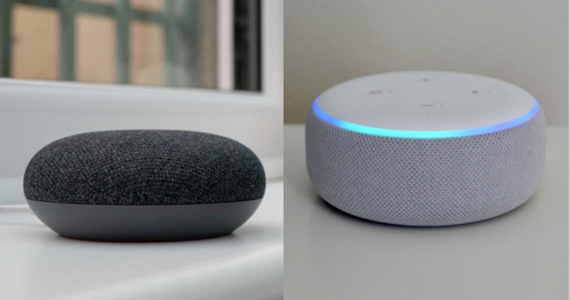Google Nest Mini vs. Amazon Echo Dot: qual é melhor?