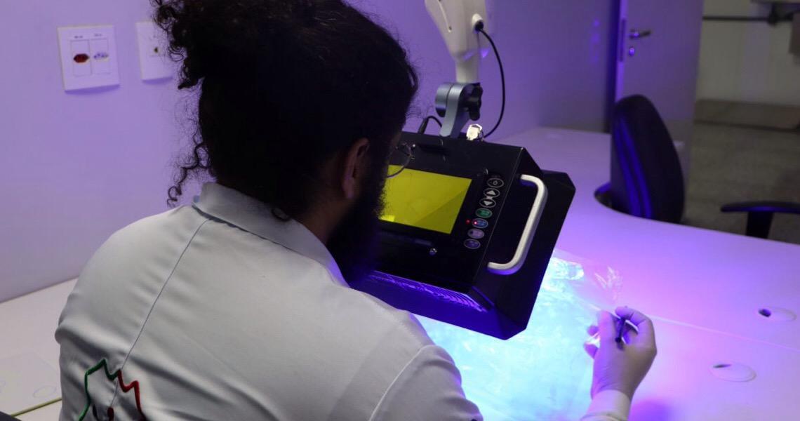 Polícia do Distrito Federal usa tecnologia essencial na solução de crimes